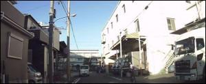 尼崎の工場