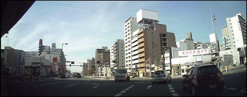 汐見橋交差点