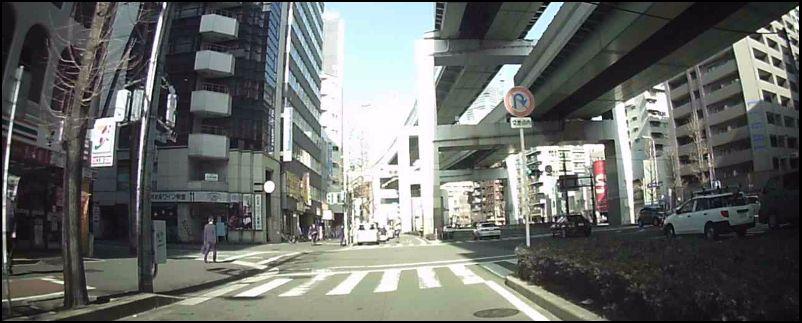 阿波座駅周辺